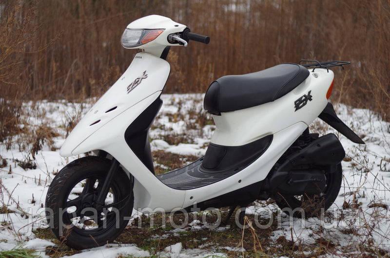 Хонда Дио34 (белый)