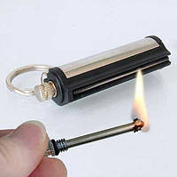 Огниво «Вечная спичка», брелок – надежное средство для туриста в походах и путешествиях!