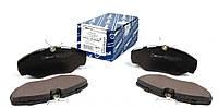Комплект передних тормозных колодок MEYLE 0252309918 для Виваро Трафик Примастар (2001-2014)