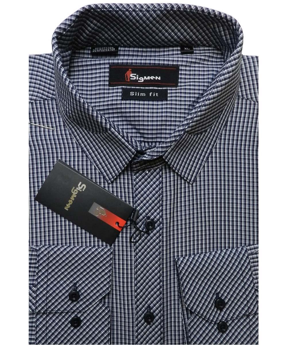 Рубашка мужская Sigmen S-904