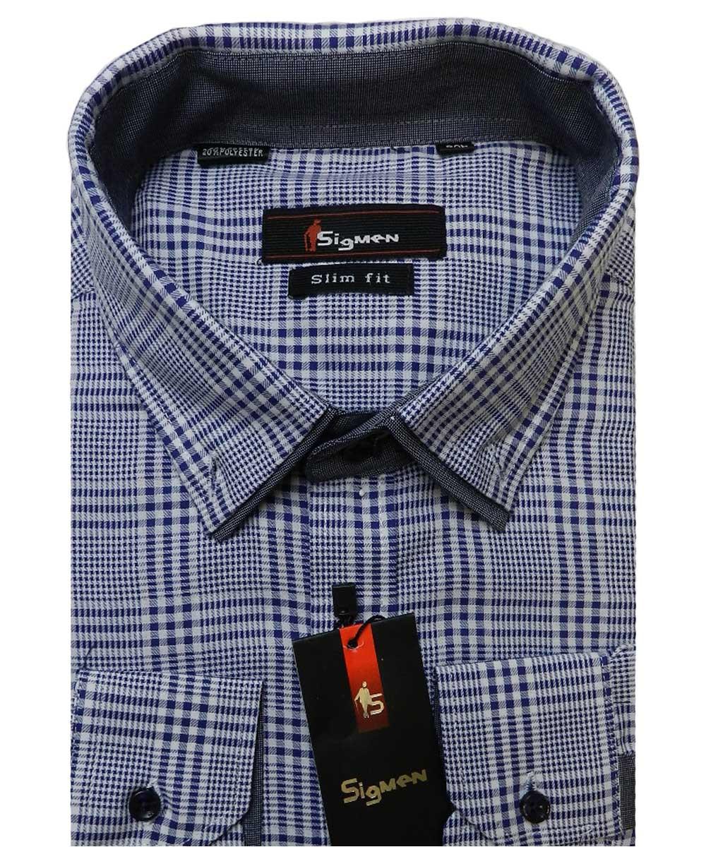 Рубашка мужская Sigmen S-903
