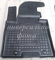 Водительский коврик в салон PEUGEOT 308 универсал c 2014 г. (AVTO-GUMM)