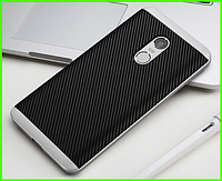Чехол (бампер) iPaky (silver) для Xiaomi redmi note 4/note 4 pro