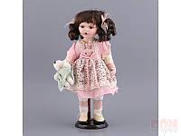 """Кукла фарфоровая 38 см. """"Лариса"""""""