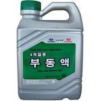 Охлаждающая жидкость Hyundai Kia Long Life Coolant 4л