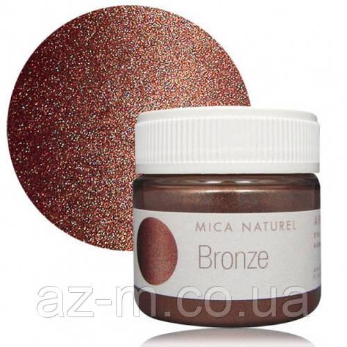 Слюда Бронзовая (Mica Bronze), 10 г