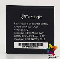 АКБ high copy Prestigio PAP4020 1700 mAh (high copy)