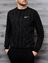 Свитшот Nike черный