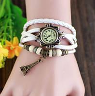 """Женские наручные часы модные наручные часы старинные часы кварцевые """"Эйфелева башня украшения"""" , женские часы"""