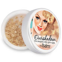 The Balm Overshadow-in No Money, No Honey-Gold - Тени-хайлайтер для век, 0.57 г