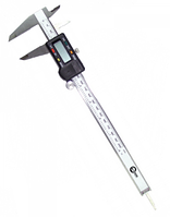 Штангенциркуль электронный Intertool МТ-3006, 150мм , фото 1