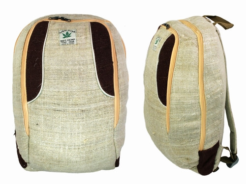Рюкзак молодежный из натуральной ткани
