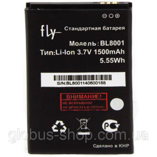 Аккумулятор Fly BL-8001, оригинал