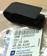 Колпачок (крышка защитная) поводка заднего стеклоочистителя (стекла крышки багажника) GM 1273095 13256921 OPEL Astra-J Zafira-C