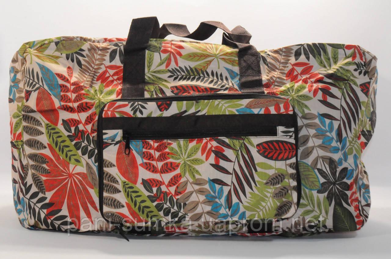 8b2f413f072f Дорожная сумка трансформер 0919-3 большая текстильная - Интернет магазин