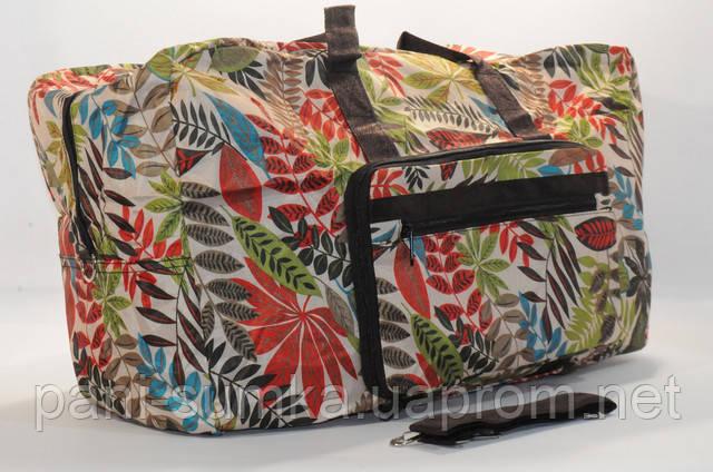 36e24964c5dc Дорожная сумка трансформер 0919-3 большая текстильная: продажа, цена ...