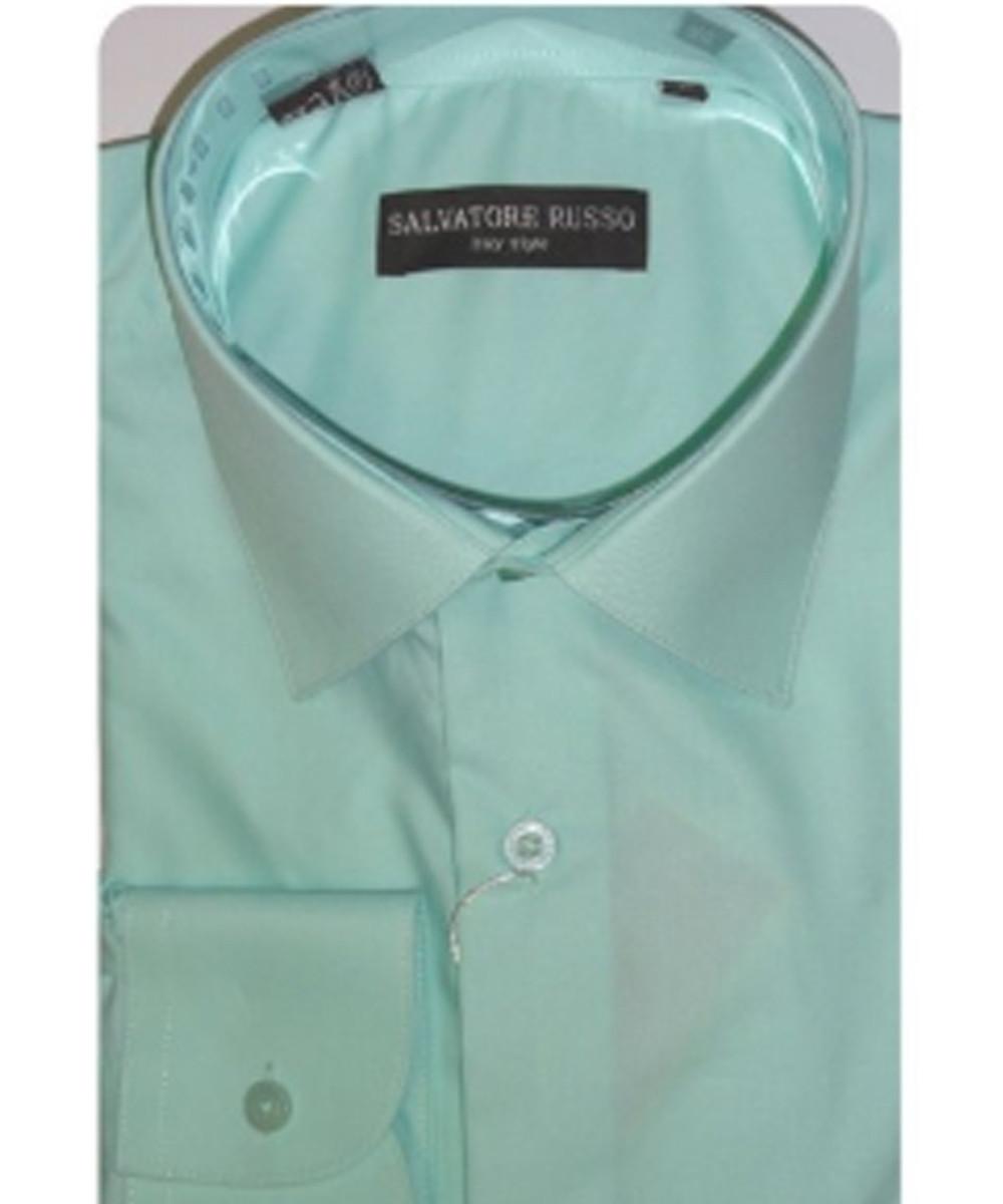 Рубашка мужская Salvatore Russo 5854