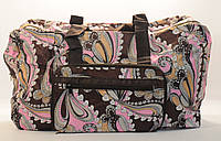 Дорожная сумка трансформер 0919-2 большая текстильная