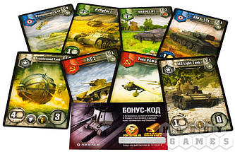 Настольная игра World of Tanks: Rush. Подарочное издание, фото 2
