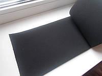 Резинка обувная чёрная  50 мм