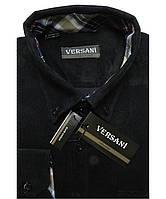 Рубашка мужская Versani SKY-1272 микровельвет