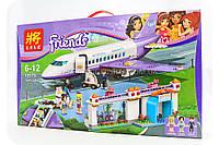 Конструктор «Friends» - Аэропорт Хартлейк Сити (Lele)