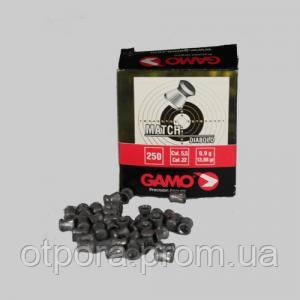 Пули пневматические Gamo Match 5,5 мм  - Интернет-магазин ОТПОР  в Киеве