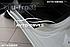 Накладки на пороги Honda Civic IX 5D 2013 - 2016, фото 4
