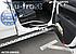 Накладки на пороги KIA Sorento II 2010-2012, фото 4