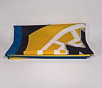 Флаг АЗОВ - (0.9м*1.35м)