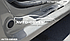 Накладки на внутренние пороги Дачия Логан II 2008-2012, фото 3