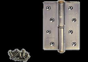Дверная петля Mongoose 100*75 1ВВ AB-L