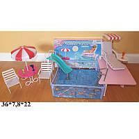 Мебель Gloria 2578 бассейн с топчаном