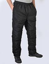 Брюки мужские Nike зима  плащёвка больших размеров, фото 3