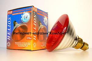 Лампа инфракрасная 175Вт HELIOS PAR38 230В Е27 (Польша)