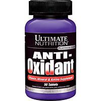 Ultimate Nutrition Мультивитаминный комплекс Ultimate Nutrition Antioxidant, 50 таб.