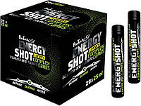 BioTech Энергетик BioTech Energy Shot, 20х25 мл (лимон)