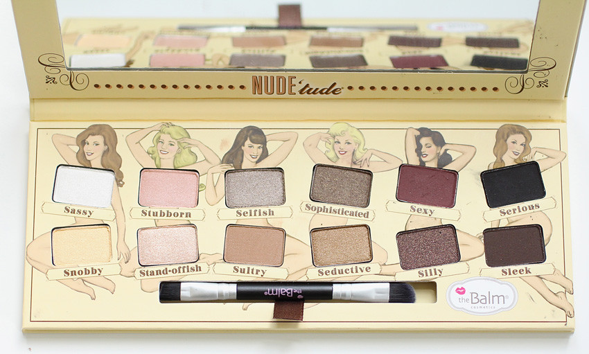 The balm nude tude palette review Nude Photos 59