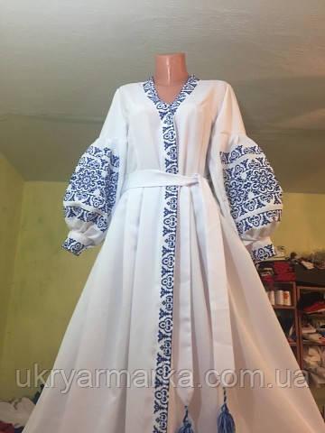 """Розкішна сукня,  """"Біла лілія"""""""