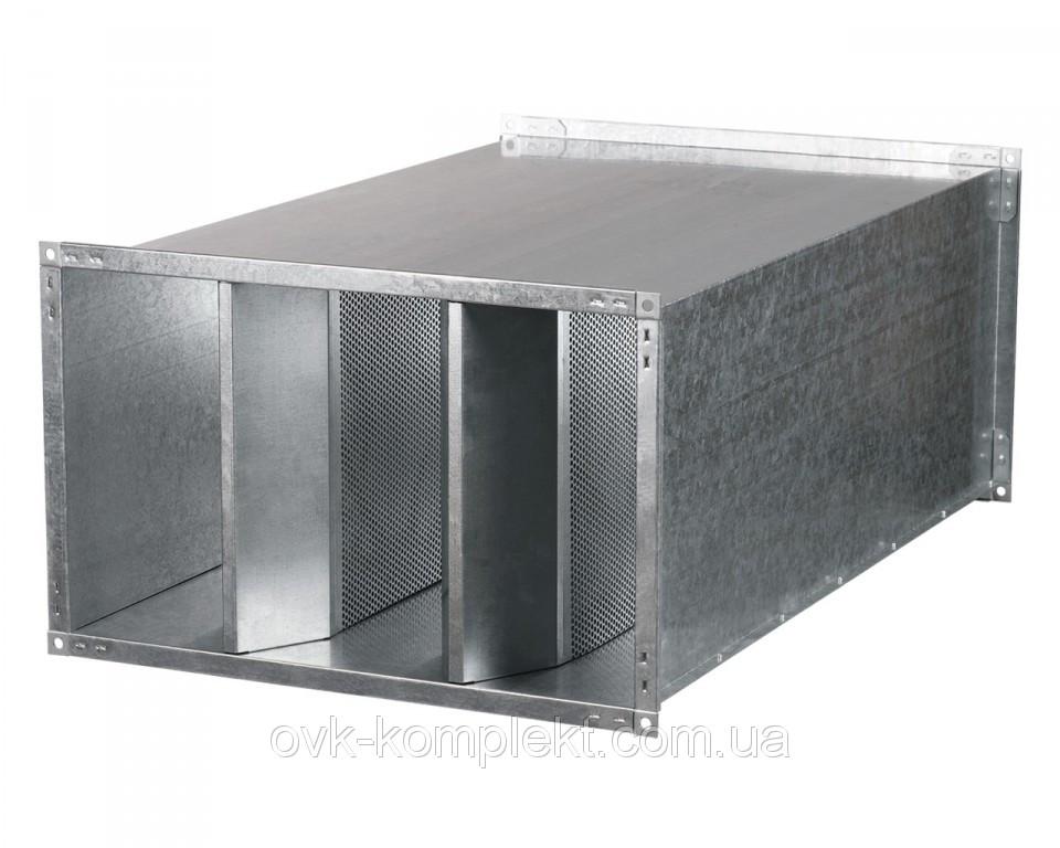 ВЕНТС СР 700х400 - Шумоглушитель для прямоугольных каналов