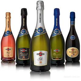 Столовые вина и шампанское