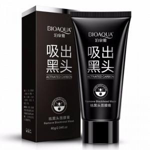 Черная маска-пленка BIOAQUA Black Mask