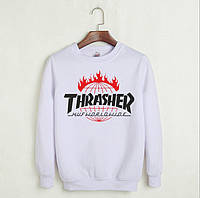 Мужской свитшот / Толстовка Thrasher Huf Worldwide
