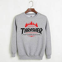 Мужской свитшот / Толстовка Thrasher Huf Worldwide