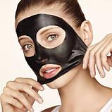 Черная маска-пленка BIOAQUA Black Mask, фото 4