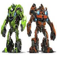 Роботы. Трансформеры