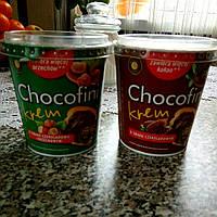 Вкусная орехово-шоколадный паста Chokofini (Чокофини)