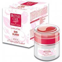 Био элексир ультра лифтинг Роза Болгарии Rose Oil  Объем: 50мл.