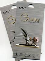"""Защитное стекло для телефона 4.3"""" с закругленными краями (2.5D)"""