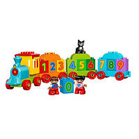 Lego Duplo Поезд Считай и играй Learn To Count 10847